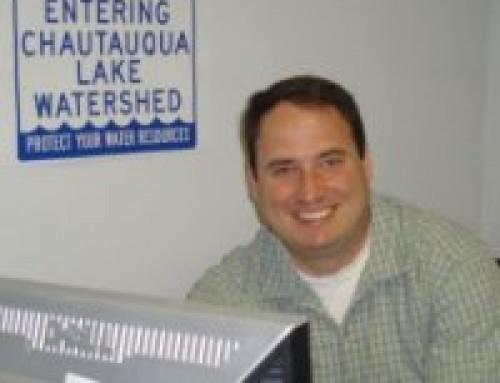 Constantino to discuss the health of Chautauqua Lake