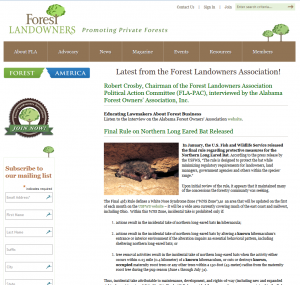 Forest Landowners Association