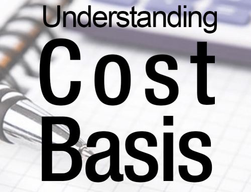 Cost Basis – What is It and How Do I Use It?