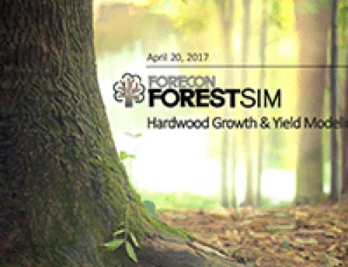 ForestSim™ Suite of Services takes to the road