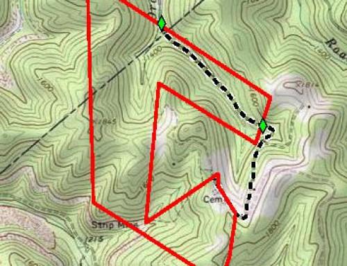244.2 Acres; Clay & Nicholas Co., West Virginia