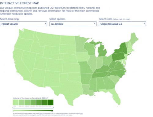 Fascinating Interactive Map Helps Forester Owners Learn More About their Assets