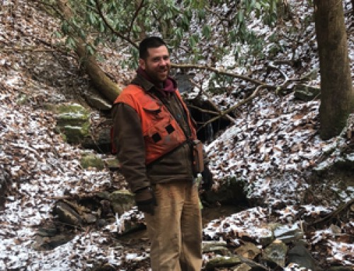Forester Friday – Spotlight on Jason Wenrich, ACF