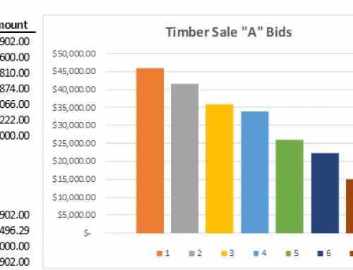 As Hardwood Timber Markets Strengthen, Bidding is Providing Some Excellent Results for Landowners