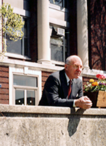 FORECON founder, Curt Bauer